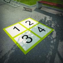 gra w kwadraty