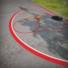 Pole do koszykówki