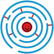 #66 Labirynt koło