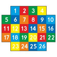 #67 cyfry plansza