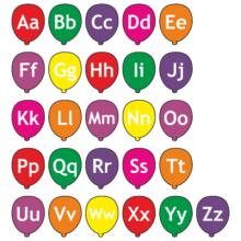 #68 Alfabet balony A-Z