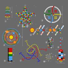 Kosmiczny plac zabaw